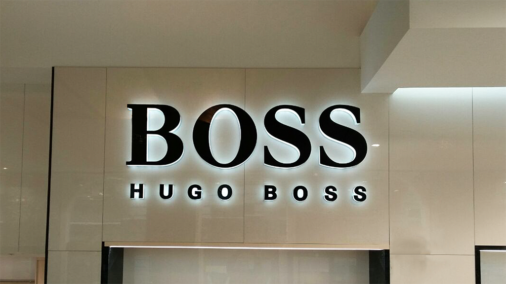 Boss svjetleca reklama 2